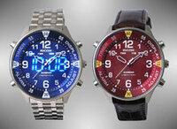 腕時計RICOH SHREWD vibrationの説明書ってネット上にありますかね?無いなら無いで、どなたか使い方教えてください!  時刻の再設定(デジタルのほう)とかアラームのしかたとか・・・