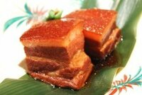角煮やラフテーに辛子以外で付けて美味しいものありますか?  ないですかね