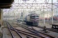 宇都宮線の機関区は、廃止されたのですか? 予想で回答下さい。   昔は、小山駅東口に、広い機関区ありました。  電気機関車や貨物列車沢山停まっていました。  2000年頃から 東口の都市開発で、廃止されました。  時代の流れですか?  どう思いますか?