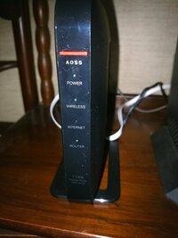Buffaloの無線LANのInternetランプがつきません。 型番はWSR-1166DHPです。どのような設定ををすればいいのでしょうか。私は説明書通りにしたつもりなのですが……