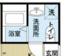 洗面所とトイレと洗濯機が同じ空間にある間取りの部屋について  一人暮らしで、トイレが画像のような感じの間取りになっているのですが、トイレスリッパを置くなら、どこが良いでしょうか?一 人暮らしのため、...