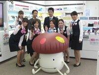 NTTドコモショップの女性店員さんの制服ですが、ミニ丈の制服なのでしょうか  平均膝上何センチ位にされてますか?  着席した時にフトモモや下着見えたりはしないでしょうか (・∀・)