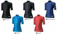 バレーボールの公式戦で、ユニフォームの下に、ハイネックのアンダーシャツなどを着るのはルール上禁止ですか?(※画像のようなものです)