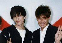 若い頃のTOKIO長瀬、松岡です。  いまとどっちが好きですか?