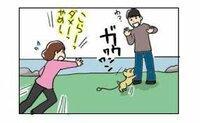 散歩中ワンちゃんに咬まれそうになりました。このような場合マジで反撃しても後から問題になりませんか?