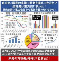 『東京湾のセシウム 河口部汚染は高止まり 千葉・花見川で最大878ベクレル』 2015/11/25  → 福島原発事故では、広島原爆一千発分の放射性物質が放出された。 東北/関東/甲信越の全域に降り注いだ放射性物質を、今後何千年もの長い間に渡って、日本人は食べ続けなければならなくなった。  ⇒ 冷戦期に、米国により「原子力技術の平和利用」という言葉で、日本人は騙されたのでは? ...