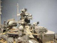 戦艦ビスマルクの主砲射撃指揮装置の性能は、アメリカ戦艦を上回り、世界で最も優秀だったそうですが、名称は何と言いますか?  また、下の写真のどれが主砲射撃指揮装置に該当しますか?