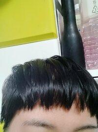 美容室で髪を切りにいったら変な髪型になってしまいました。 高校生の女子です。 後ろは刈り上げられていて、前髪がワカメちゃんみたいになってしまいました。 顔が丸くて長いので余計にひど く見えます… 少...