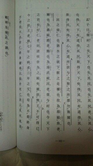 語 孟子 訳 現代