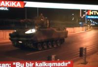トルコで16日未明、軍の一部によるクーデターの動きがあった。  今回のクーデターによる死者は、一般市民を含め、少なくとも90人にのぼっていて、1,000人以上が負傷している。 またトルコ国営放送は、計画に関わ...