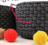 この編み方は、よね編みをすじ編みで、とかなのでしょうか? ぜひ!よろしくお願い致しますm(_ _)m