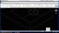AUTOCADのアイソメ図  アイソメ平面 右と左  使い分けの違いがよくわかりません  画面右下のアイコンの使い分けです  誰かお教えください