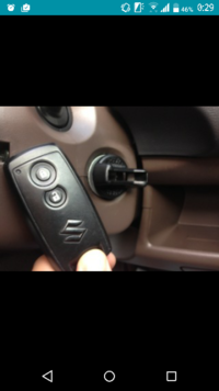 イモビライザー? 平成20年式のMRワゴンのこの鍵はイモビライザーというのでしょうか? タダのインテリジェントキーでイモビライザーはついてないのですか?