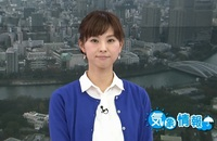 ニュースチェック11の三宅さんは、最近どうかすると田中麗奈さんに似ていませんか?