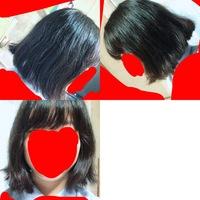 ボサボサで、すみません。 この髪型で、今のガッキーの髪型にカットすることは可能でしょうか?  新垣結衣 / 逃げ恥 / ヘアスタイル / 美容院