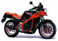 初めて見たときショックで言葉を失った衝撃的なバイクてなんですか。 僕はカタナと言いたいとこですが。 ショックで言葉を失った衝撃的なバイクは初代RG250ガンマです。 こんなバイクを市販しちゃっていい...