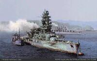 「戦艦大和がもし現代まで残っていたら」という質問はよく見ますが、ではもし戦艦長門がクロスロード作戦に参加できず、現在まで残っていたとして、その戦艦長門にアイオワのような近代化改修をすれば現代でも通用す ると思いますか?