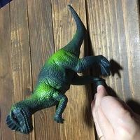 ダイソーで売ってた恐竜ですが名前は何でしょうか?