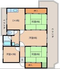 リフォーム費用について詳しい方や経験談を聞かせてください。 築38年の鉄筋コンクリートのマンションの1室です。 現在、4DKの間取りですが、随分と傷んでいるので、リフォームしたいと思っています。 予算20...