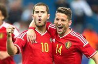 ドリース・メルテンスとエデン・アザールの黄金コンビでベルギー代表がワールドカップで優勝しそうな感じがしませんか?