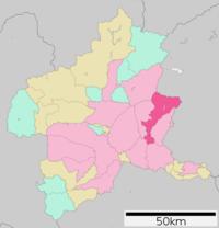 群馬県みどり市は桐生市と合併したほうがいいのでは?