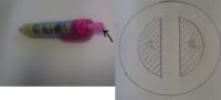 シャープペンシルに関して質問が有ります。  ① 替え芯は 何本くらい 補充しますか? 10本程 入れると言うと 笑われました (爆)  ② 替え芯を入れる側の キャップに穴が開いていて 逆さにすると替え芯が出...