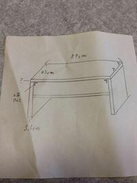 ガラス天板のローテーブルをテレビ台として使用するにあたり、天板を木材にしようと思っておりますが、厚さは何ミリにすると耐荷重はクリア出来るでしょうか?ローテーブルには傷付けず、天板側にL字のアルミフレー ムをを6個取り付けてズレないようにしたいと思ってます。テレビの重さは約20キロです。ご回答お待ちしております。