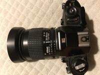 NikonのEMを手に入れましたが使い方がよくわからないんです。 各部分の名称と機能、使い方を教えてください。