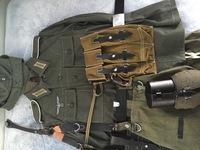 ドイツ国防軍  設定イメージは南部ロシア1944  このような感じの装備で合ってますでしょうか?