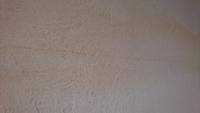家の外壁に物干し竿の錆びが垂れて、染みみたいについてしまったのですが、なにか落とす方法ありますか?アルコールのパーツクリーナーや重曹スプレーやってみたが駄目でした