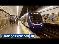 「サンティアゴ・ベルナベウ」のように、駅名をスタジアム名に変えてしまった(元名はリマ)駅はありますか?