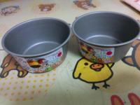 セリアでこのプリンカップを買ったのですが、これ、お鍋で使えますか?フッ素加工のものです。