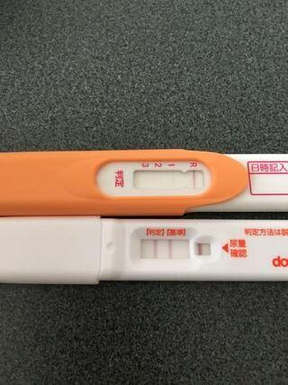 妊娠したとき 排卵検査薬