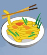 LINEで【中華】と入力すると、この絵文字が出てきますが、この食べ物って何ですか?
