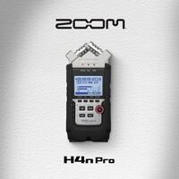 Zoom H4n pro のようなハンディレコーダーを使ってiPhoneで動画を撮ることは可能ですか?