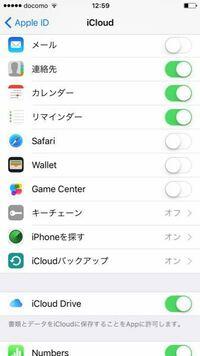 iCloudをSafariでオンにするとどうなるのでしょうか