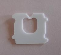 食パンの袋をとめる、プラスチックの留め具ありますよね? あれの正式名称教えてください。