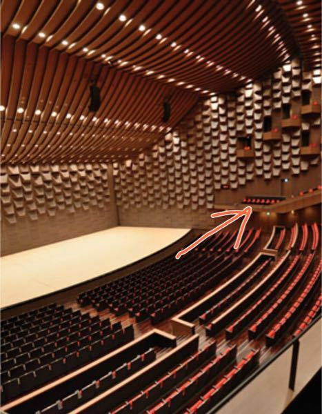 大阪 フェスティバル ホール 座席 表