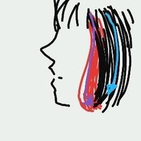 髪のうねりについてです。 右側のサイドの髪の一部だけがうねってしまいます。  しかも癖が着いたのかアイロンで伸ばしても治りません。原因や治し方を教えて下さい。 回答お願いしますm(_ _ )m