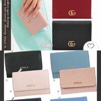 GUCCIのミニ財布とフルラのミニ財布では どちらのがオシャレですか??  GUCCIはスナップが壊れやすいとききましたがどうなんでしょうか。  GUCCIのキーケースをもっているのでこちらを買おうとおもいましたが、...