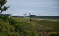 この飛行機は プライベートジェット機ですか?