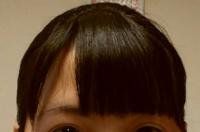 初バイトをしようと思っている高校2年生です。 証明写真の髪型はこれでいいのでしょうか? 眉毛が左右非対称で前髪を止めることが出来ないので…。