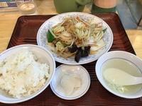 お店で、肉野菜炒め定食と野菜炒め定食があった場合、どっち頼みますか?