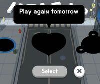 hole.ioというアプリについての質問です。 画像のスキンはどうしたら解放されますか?? 2日連続でプレイしてるはずなのに解放されません。