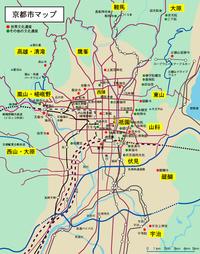 石川県金沢市や北海道札幌市は京都のマネで設計された街なのですか?