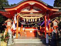 神社にかかっている茶色い太い紐と垂れ下がっている白い紙の名前を教えて欲しいです。また、それは正月の飾りですか?