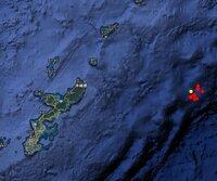 沖縄本島沖でやや大きな地震が発生しています。大きな地震の前兆でしょうか?