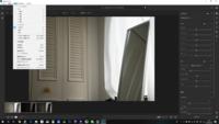 HDR合成の項目が無い。 Photoshop Lightroom CC  Photoshop Lightroom CC で、チュートリアルを見ると(写真)の項目に 写真合成をする項目があるようなのですが、 全て選択してる状態なのに 自分の画面で...