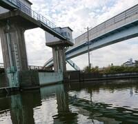 牛久沼でバス釣りしてます。 牛久沼大橋の下の水門付近にいますが、ここにバスはいますか。