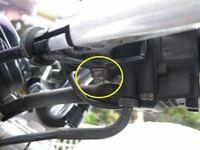 ホーネット250のクラッチレバーを固定するための裏側のナットを紛失してしまい、そのナットを新たに購入したいのですが、パーツ番号はいくつでしょうか?また、代用できるものはどのようなナットでしょうか?どなた か教えてください。(画像はVTRです。)